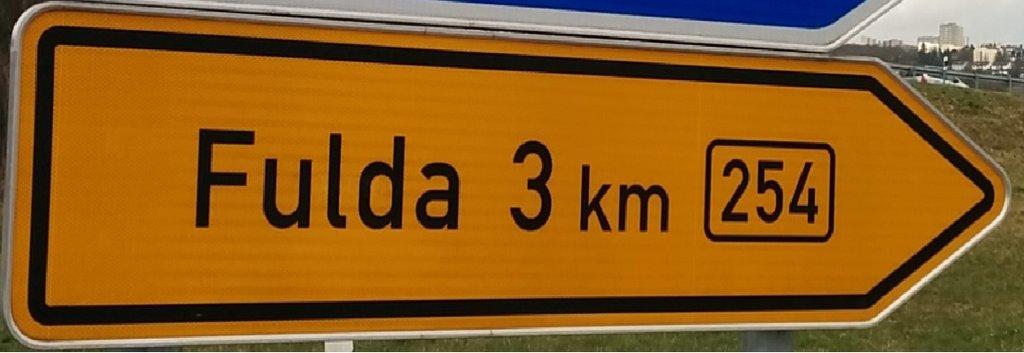 Fulda 3km